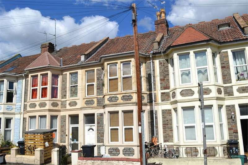 2 Bedrooms Terraced House for sale in Robertson Road Greenbank, Bristol