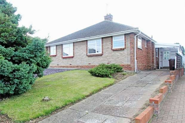 1 Bedroom Semi Detached Bungalow for sale in Kenilworth Court, Sittingbourne, Kent