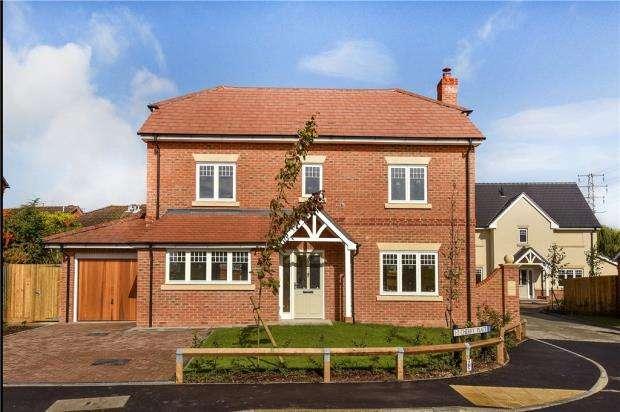 5 Bedrooms Detached House for sale in Stockwood Way, Farnham, Surrey