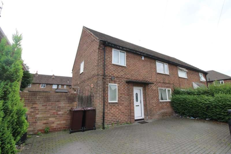 4 Bedrooms Semi Detached House for sale in Greenfield Drive, Liverpool, L36