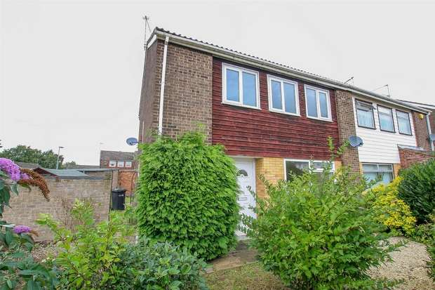 3 Bedrooms Semi Detached House for sale in 17 Ranworth, King's Lynn