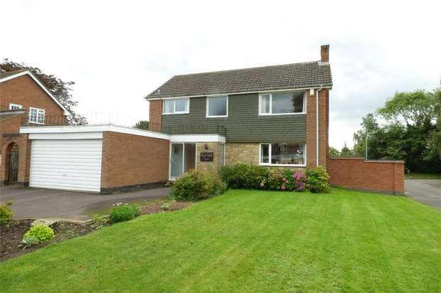 3 Bedrooms Detached House for sale in Mill Close, Whitestone, Nuneaton, Warwickshire