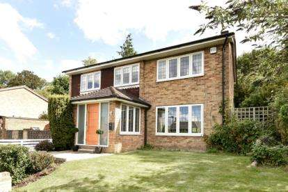 3 Bedrooms Detached House for sale in Downs View Close, Pratts Bottom