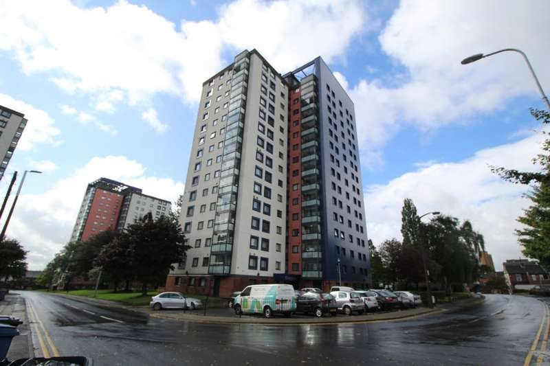 2 Bedrooms Flat for sale in St. Marys Road, Eccles, Manchester, M30