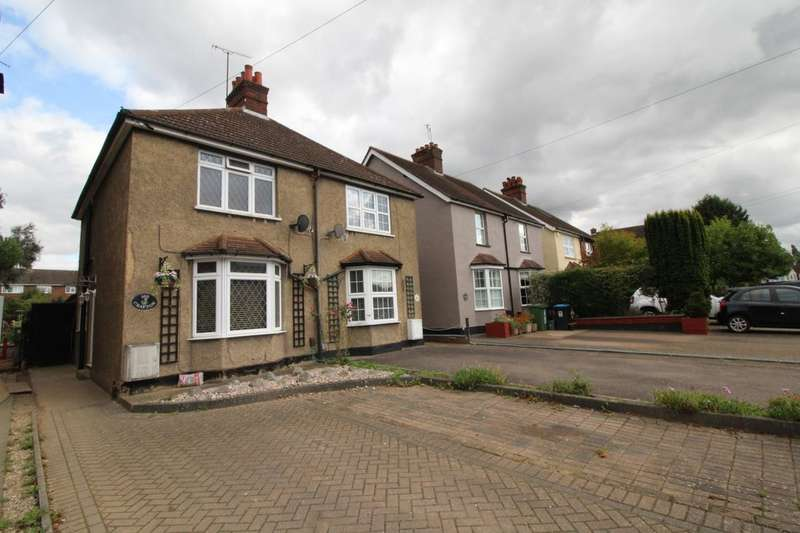3 Bedrooms Semi Detached House for sale in Belswains Lane, Nash Mills, Hemel Hempstead, HP3
