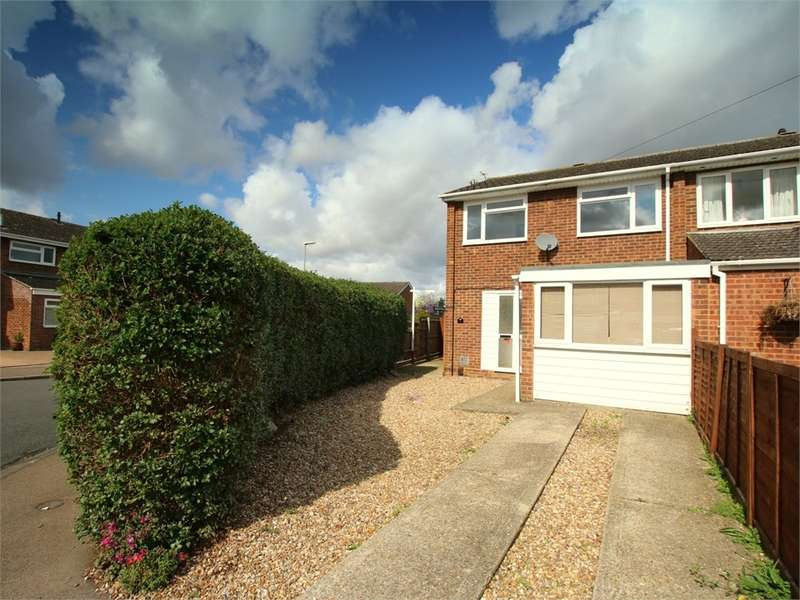 3 Bedrooms End Of Terrace House for sale in Eynesbury, ST NEOTS