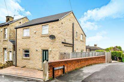 3 Bedrooms Detached House for sale in Stoney Cross Street, Taylor Hill, Huddersfield, West Yorkshire