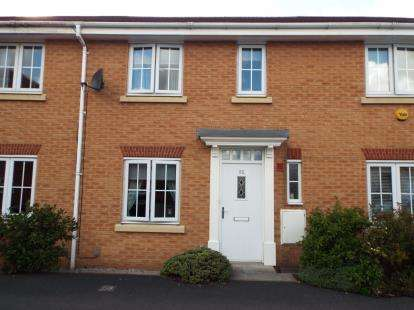 3 Bedrooms Mews House for sale in The Feathers, St Helens, Merseyside