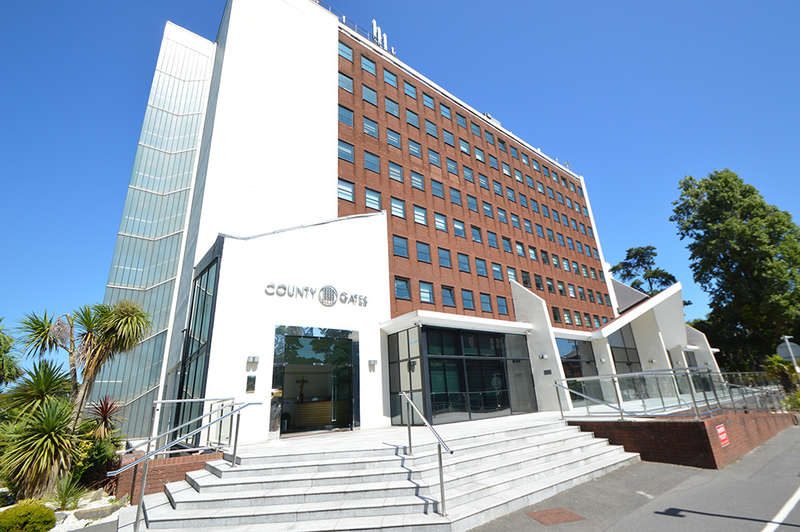 Office Commercial for rent in 8th Floor, County Gates House, 300 Poole Road, Poole, BH12 1AZ