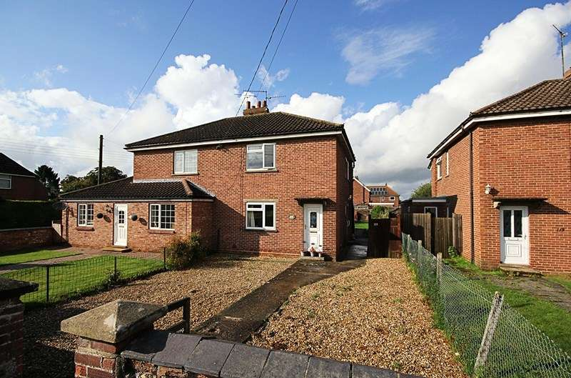 3 Bedrooms Semi Detached House for sale in Main Street, Hockwold, Thetford