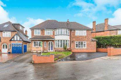 5 Bedrooms Detached House for sale in Kingshill Drive, Kings Norton, Birmingham