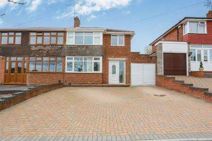 3 Bedrooms Semi Detached House for sale in Camberley Crescent, Ettingshall Park, Wolverhampton, West Midlands