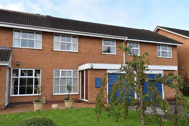 3 Bedrooms Terraced House for sale in Berberry Close, Bournville, Birmingham