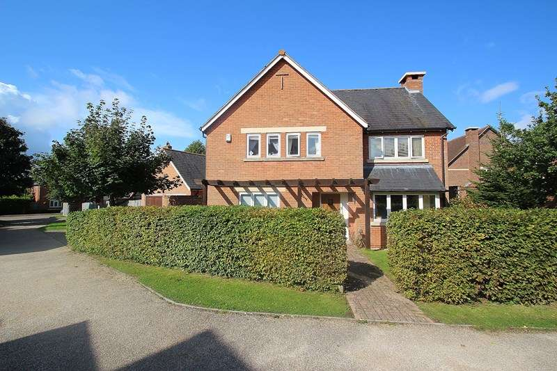 4 Bedrooms Detached House for sale in Charity View, Knowle, Fareham
