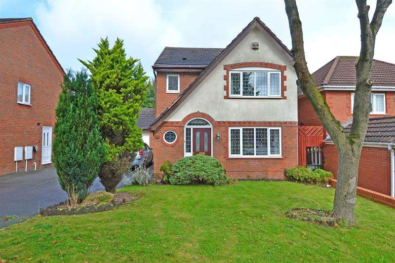 3 Bedrooms Detached House for sale in Staple Lodge Road, Northfield, Birmingham
