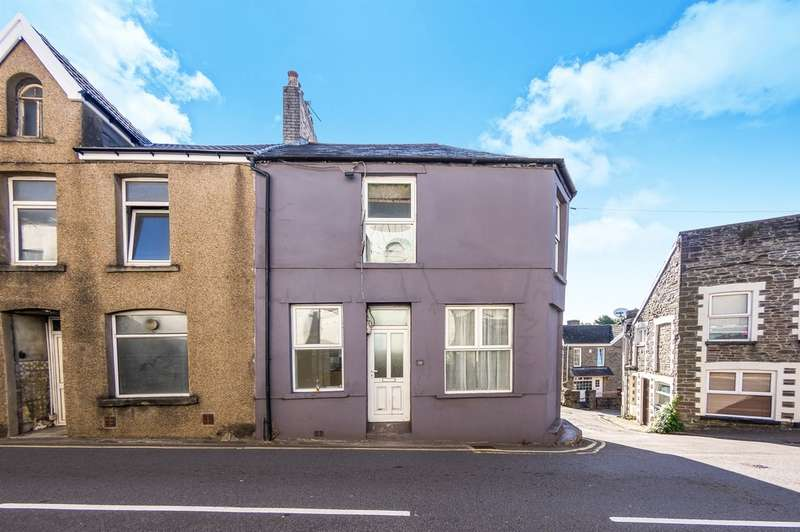 3 Bedrooms End Of Terrace House for sale in High Street, Llantrisant, Pontyclun