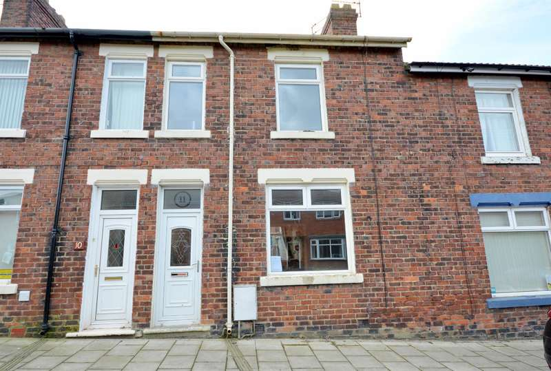 2 Bedrooms Terraced House for sale in Thickley Terrace, Shildon, DL4 2LJ