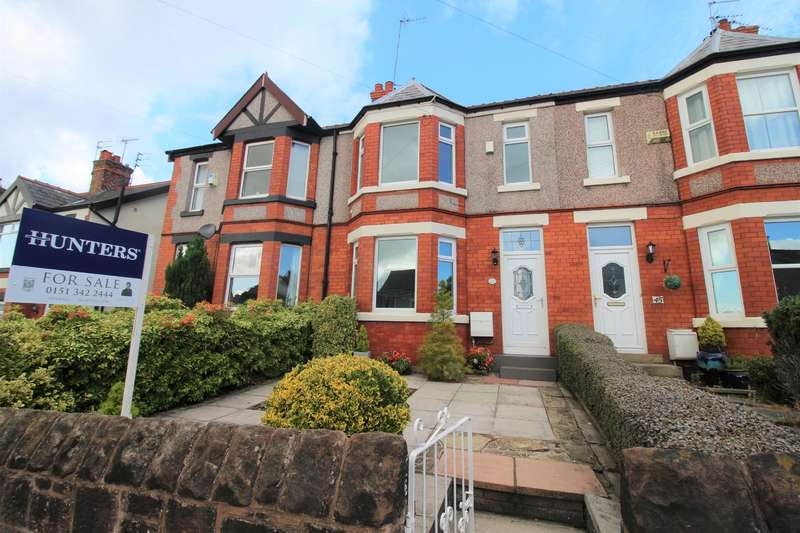 3 Bedrooms Terraced House for sale in Poll Hill Road, Heswall, Wirral, CH60 7SN