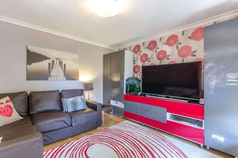 3 Bedrooms Flat for sale in Aubert Park, Arsenal, N5