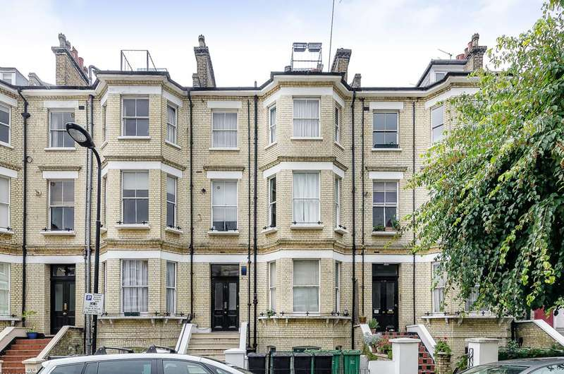 2 Bedrooms Flat for sale in Crossfield Road, Belsize Park, NW3