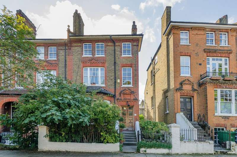 7 Bedrooms End Of Terrace House for sale in Croftdown Road, Dartmouth Park, NW5