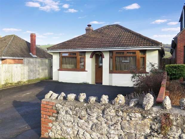 2 Bedrooms Detached Bungalow for sale in Easton Hill, Easton