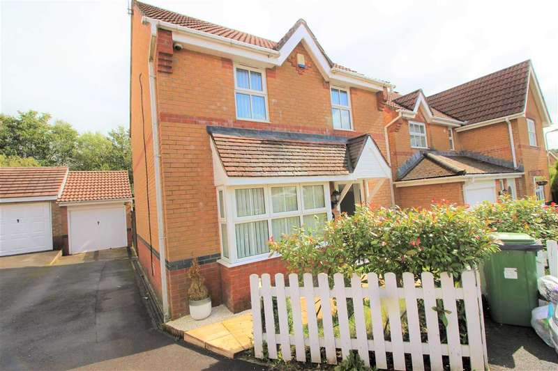 3 Bedrooms Detached House for sale in Elmwood Drive, Tonyrefail