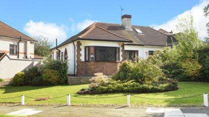 2 Bedrooms Semi Detached Bungalow for sale in Lodge Crescent, Orpington