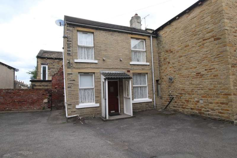 2 Bedrooms Property for sale in Victoria Place, Brighouse, HD6