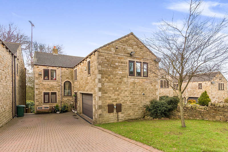 6 Bedrooms Detached House for sale in April Gardens, Queensbury, BRADFORD, BD13