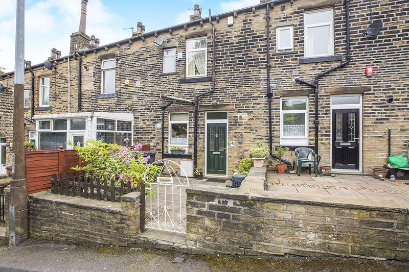 2 Bedrooms Terraced House for sale in Grantham Place, Halifax, HX3