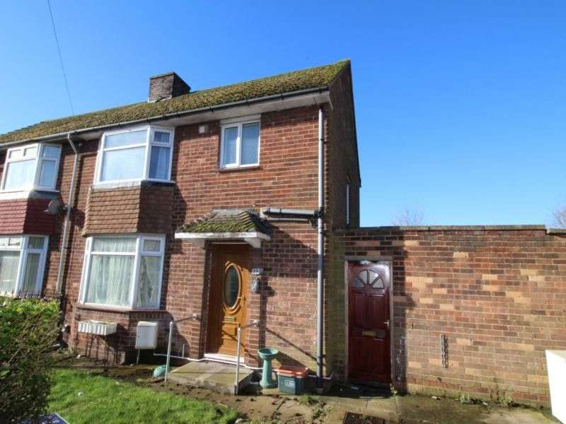 3 Bedrooms Semi Detached House for sale in Stainton Drive, Grimsby, DN33
