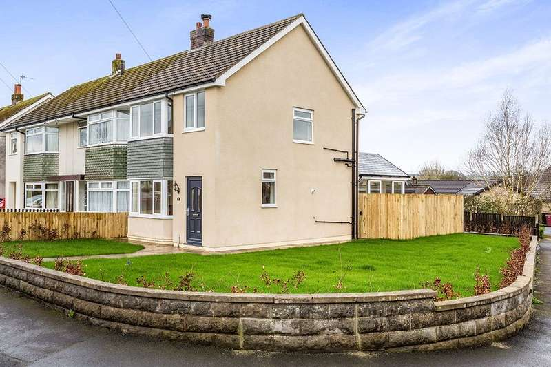 3 Bedrooms Semi Detached House for sale in Eastgate, Ribchester, Preston, PR3