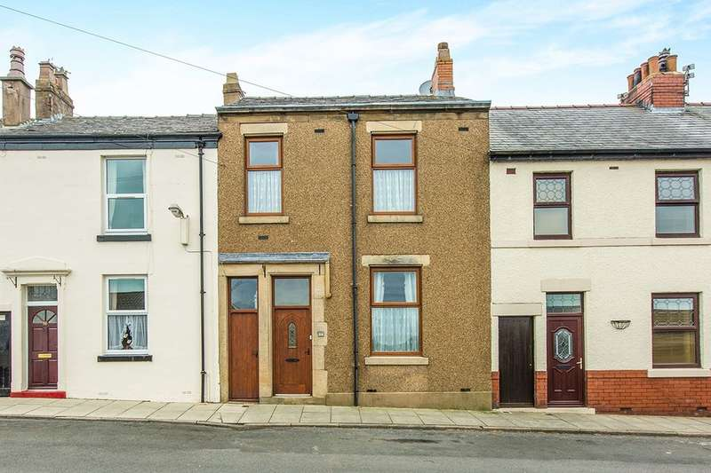 3 Bedrooms Terraced House for sale in Mersey Street, Longridge, Preston, PR3
