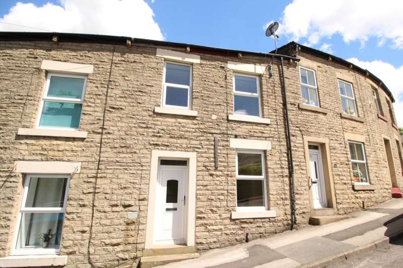 2 Bedrooms Terraced House for sale in St. Marys Road, Glossop, SK13