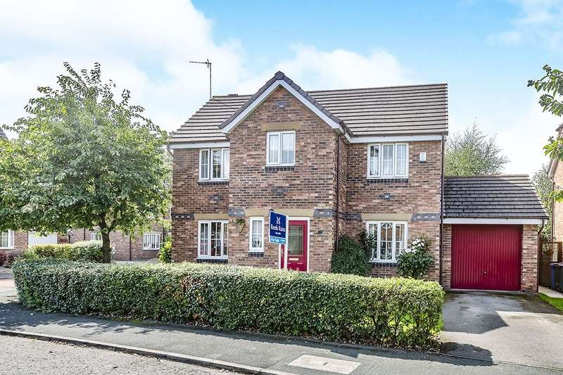 4 Bedrooms Detached House for sale in Woburn Way, Claughton-On-Brock, Preston, PR3