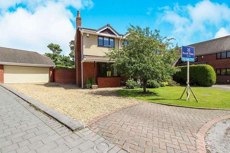4 Bedrooms Detached House for sale in Maltkiln Grove, Great Eccleston, Preston, PR3