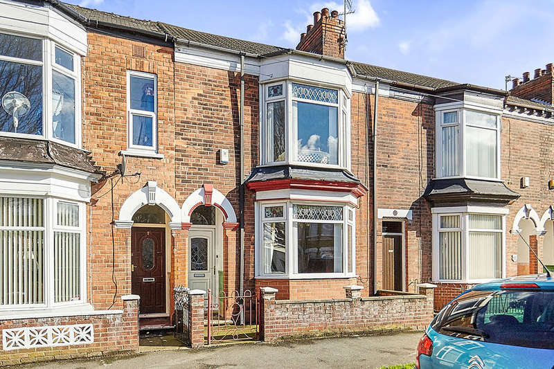 3 Bedrooms Terraced House for sale in Telford Street, Hull, HU9