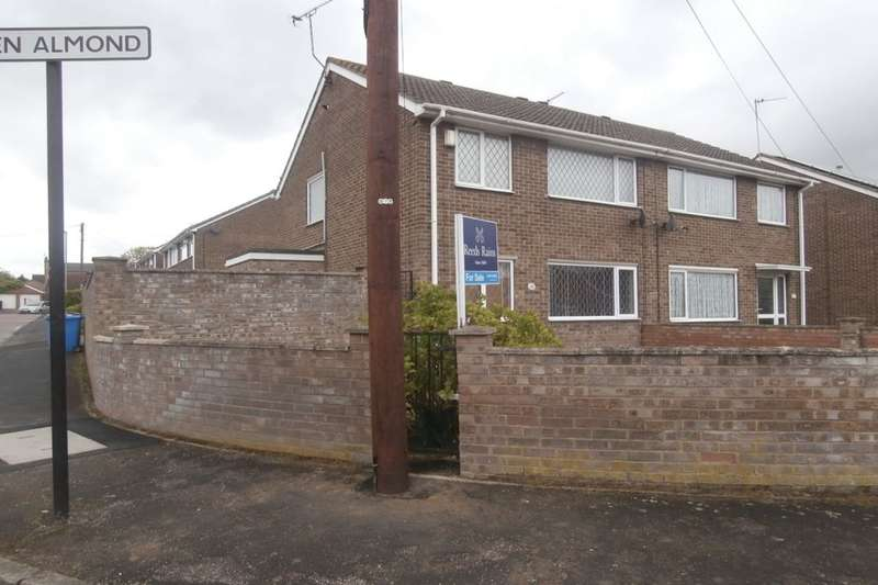 3 Bedrooms Semi Detached House for sale in Broad Oak, Bilton, Hull, HU11