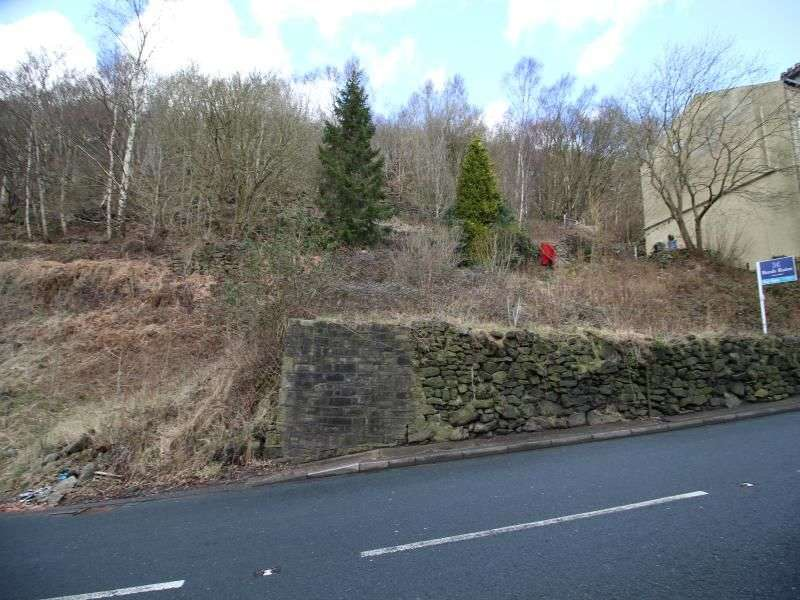 Land Commercial for sale in Heptonstall Road, Hebden Bridge, HX7