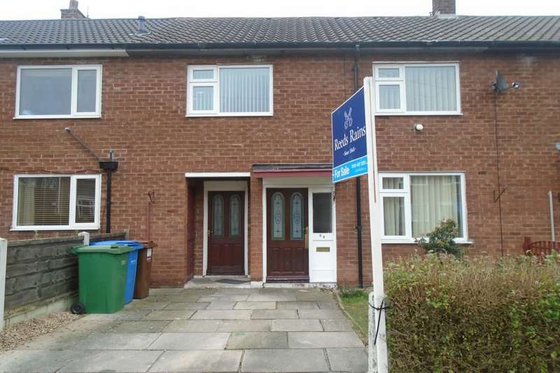 3 Bedrooms Terraced House for sale in Gloucester Road, Heald Green, Cheadle, SK8