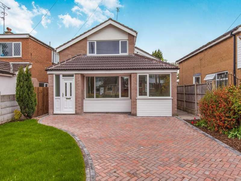 4 Bedrooms Detached House for sale in West Paddock, Leyland, PR25