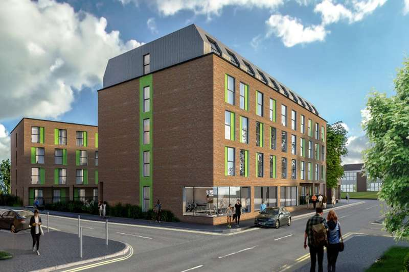 Flat for sale in Sizer Street, Preston, PR1