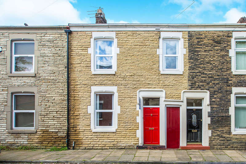 3 Bedrooms Terraced House for sale in Henderson Street, PRESTON, PR1
