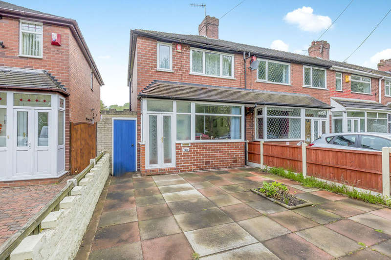 2 Bedrooms Semi Detached House for sale in Cromer Road, Stoke-On-Trent, ST1