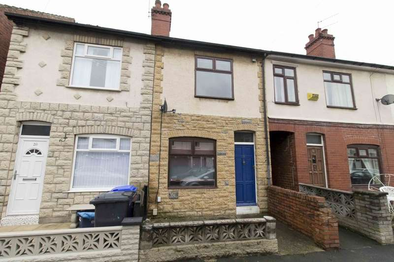 3 Bedrooms Terraced House for sale in Eskdale Road, Sheffield, S6