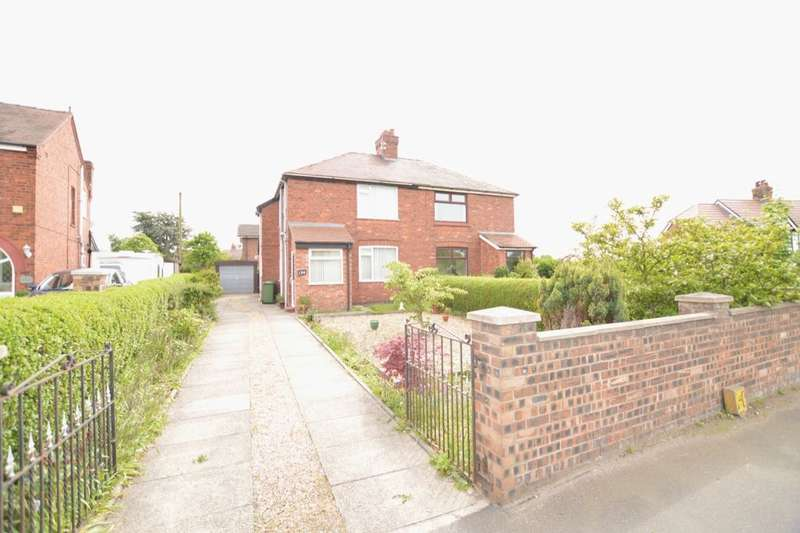 3 Bedrooms Semi Detached House for sale in Middlewich Road, Winsford, CW7