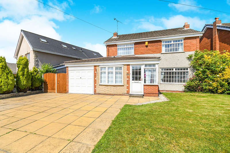 4 Bedrooms Detached House for sale in Teynham Avenue, Knowsley, Prescot, L34