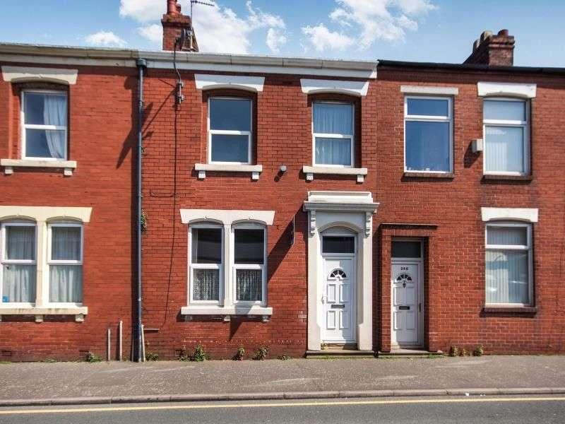4 Bedrooms Property for sale in x Plungington Road, Fulwood, Preston, PR2