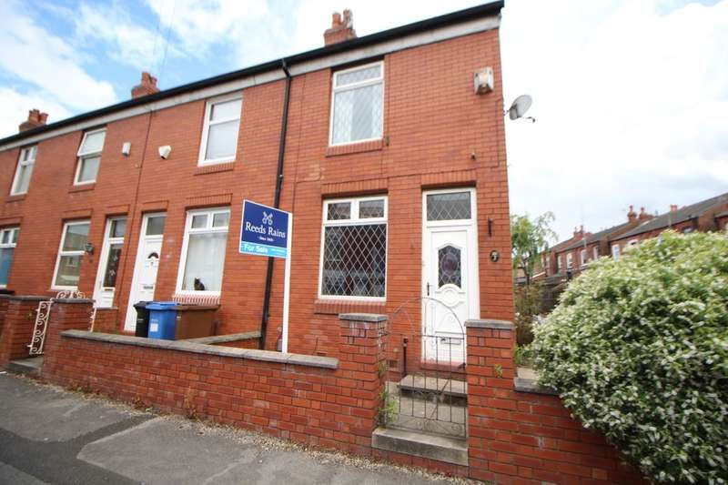 2 Bedrooms Terraced House for sale in Welland Street, Reddish, Stockport, SK5